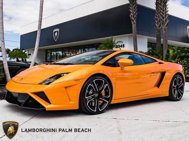 2014 Lamborghini Gallardo 2dr Cpe LP560-4 Coupe for sale in West Palm Beach, FL