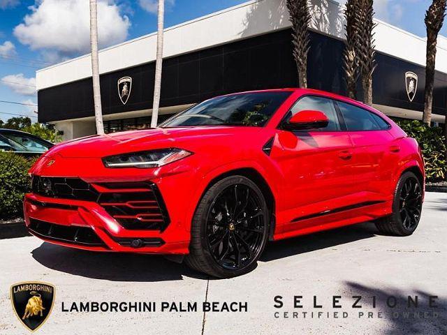 2020 Lamborghini Urus AWD for sale in West Palm Beach, FL