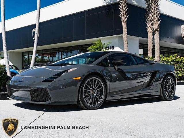 2008 Lamborghini Gallardo 2dr Cpe Superleggera for sale in West Palm Beach, FL
