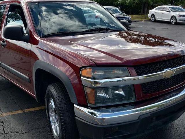 2008 Chevrolet Colorado LT w/1LT for sale in Roselle, IL
