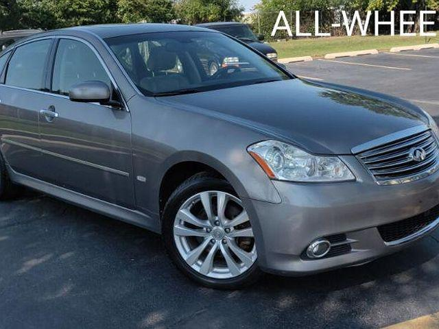 2008 INFINITI M35 4dr Sdn AWD for sale in Roselle, IL