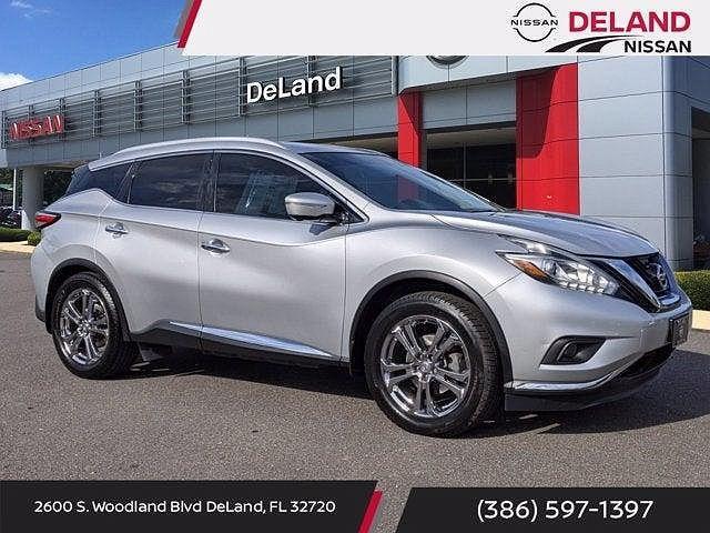 2015 Nissan Murano Platinum for sale in Deland, FL