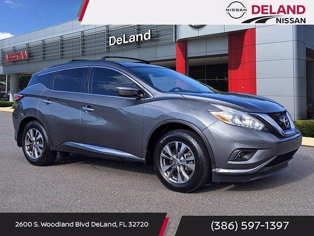 2016 Nissan Murano SV for sale in Deland, FL