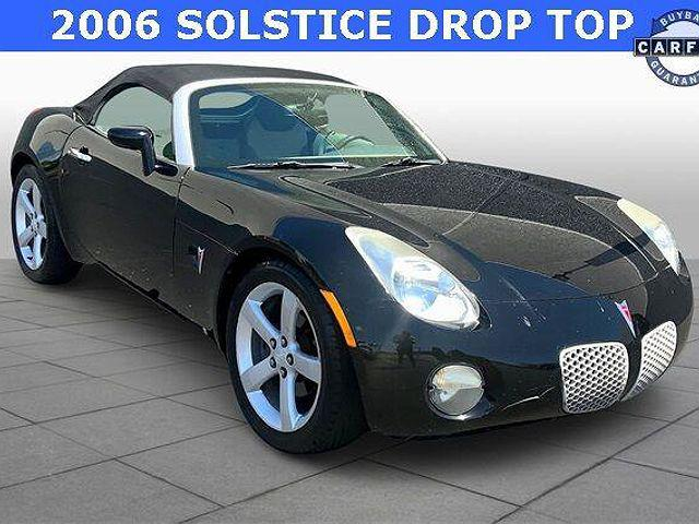 2006 Pontiac Solstice 2dr Convertible for sale in Flint, MI
