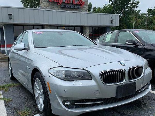 2013 BMW 5 Series 528i for sale in Richmond, VA