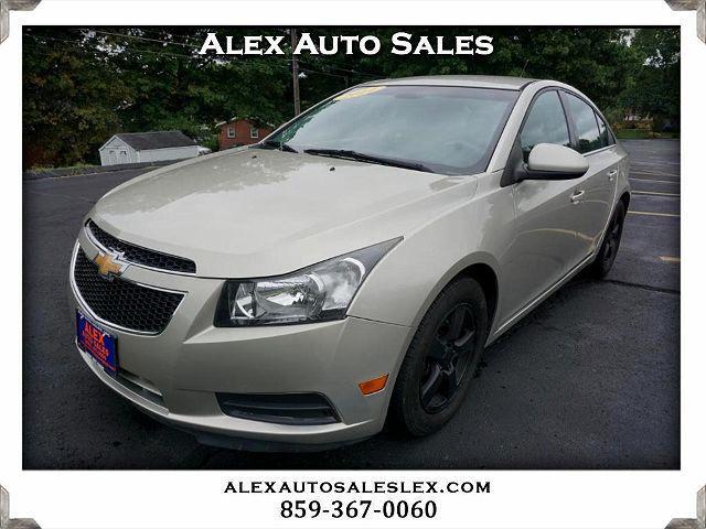 2014 Chevrolet Cruze 1LT for sale in Lexington, KY