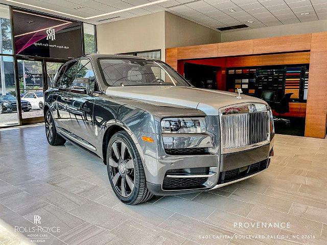 2019 Rolls-Royce Cullinan Sport Utility for sale in Raleigh, NC