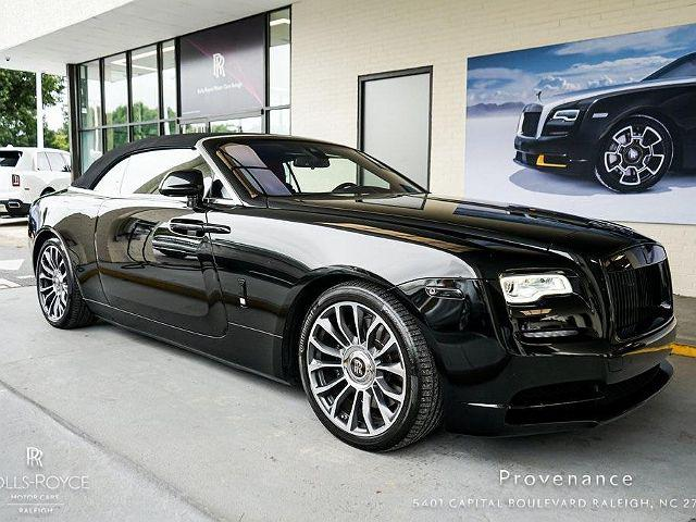 2018 Rolls-Royce Dawn Convertible for sale in Raleigh, NC
