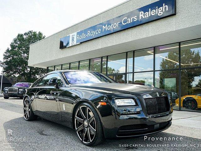 2015 Rolls-Royce Wraith 2dr Coupe for sale in Raleigh, NC