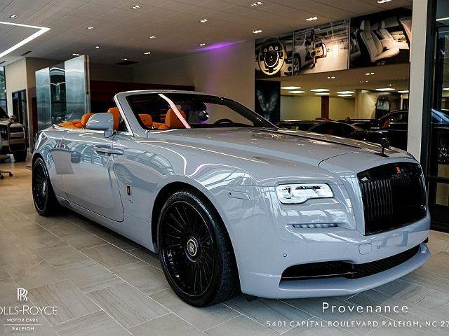 2021 Rolls-Royce Dawn Convertible for sale in Raleigh, NC