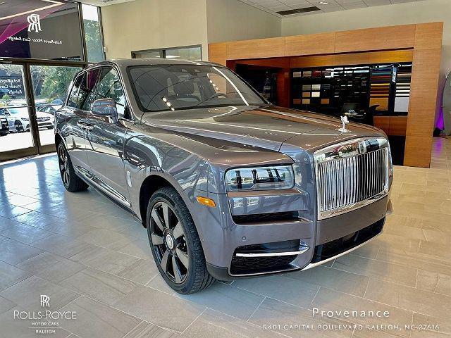 2020 Rolls-Royce Cullinan Sport Utility for sale in Raleigh, NC