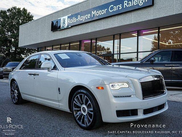 2019 Rolls-Royce Ghost Sedan for sale in Raleigh, NC