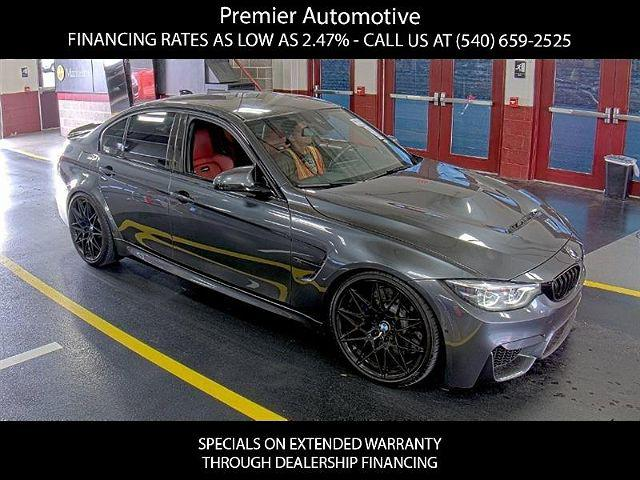2018 BMW M3 Sedan for sale in Dumfries, VA