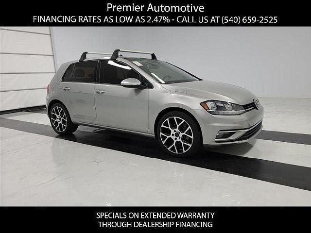 2018 Volkswagen Golf SE for sale in Dumfries, VA