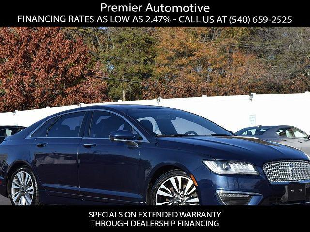 2017 Lincoln MKZ Select for sale in Dumfries, VA