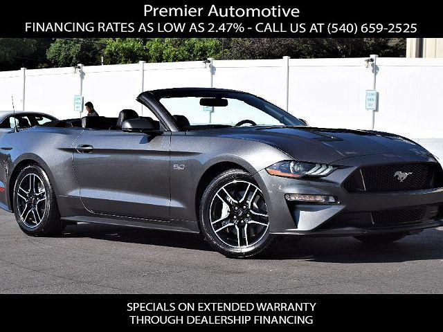 2020 Ford Mustang GT Premium for sale in Dumfries, VA