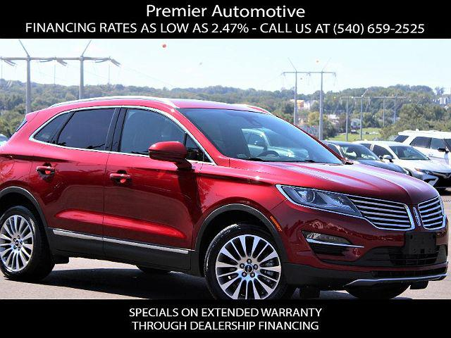 2018 Lincoln MKC Reserve for sale in Dumfries, VA