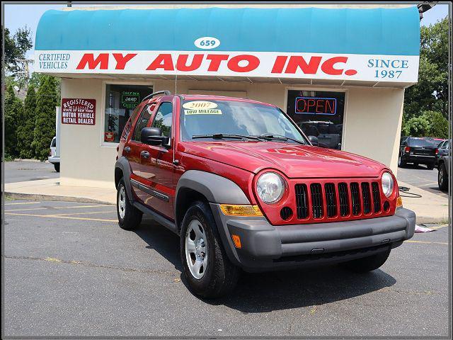 2007 Jeep Liberty for sale near Huntington Station, NY