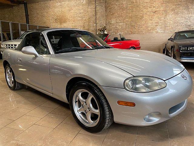 2001 Mazda MX-5 Miata Base/LS/SE Special Edition for sale near Chicago, IL