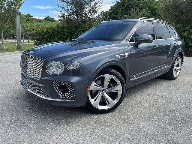 2021 Bentley Bentayga V8/First Edition for sale in Naples, FL