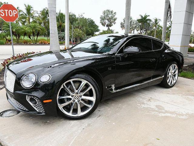 2020 Bentley Continental GT V8 for sale in Naples, FL