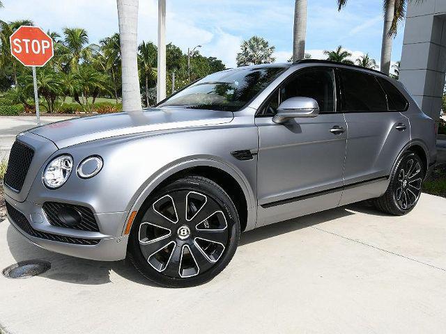 2020 Bentley Bentayga V8/Design Edition for sale in Naples, FL