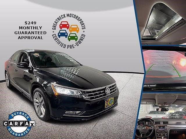 2017 Volkswagen Passat 1.8T SEL Premium for sale in Great Neck, NY