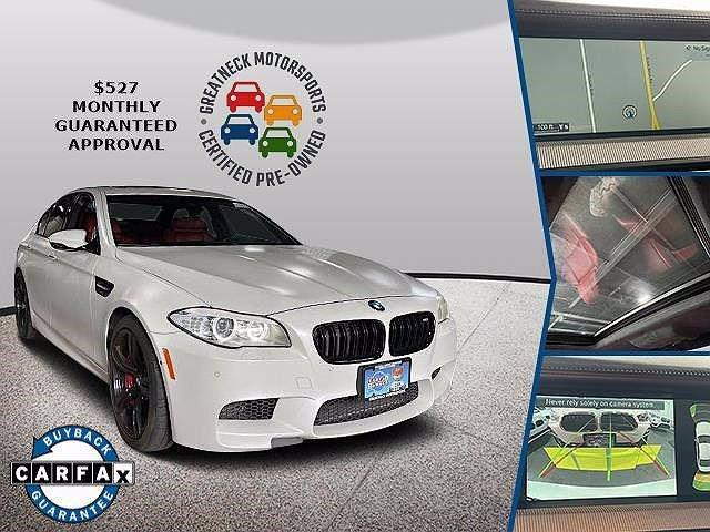 2013 BMW M5 4dr Sdn for sale in Great Neck, NY
