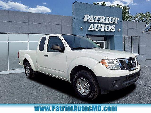 2018 Nissan Frontier S for sale in Baltimore, MD