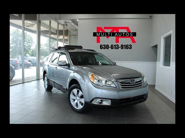 2011 Subaru Outback 2.5i Prem AWP for sale in Lombard, IL