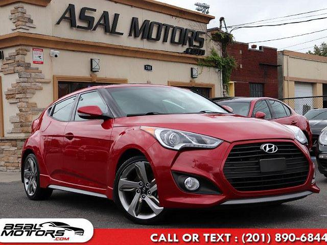 2014 Hyundai Veloster Turbo for sale in Rutherford, NJ