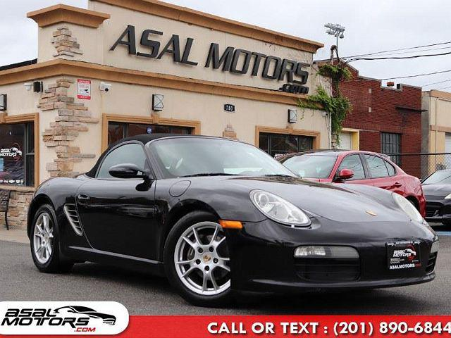 2005 Porsche Boxster 2dr Roadster for sale in Rutherford, NJ