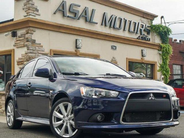 2014 Mitsubishi Lancer Ralliart for sale in Rutherford, NJ