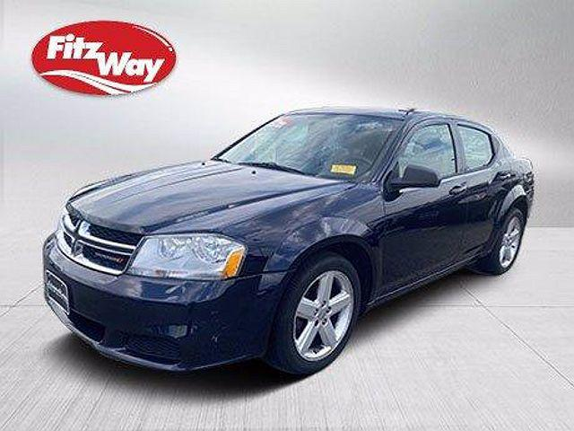 2012 Dodge Avenger SXT for sale in Hagerstown, MD