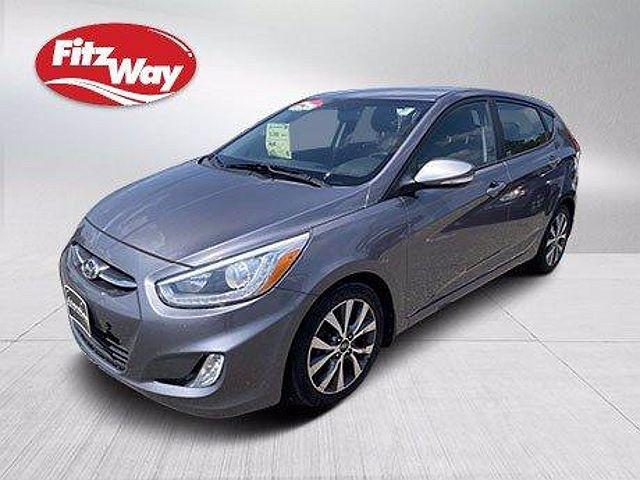 2016 Hyundai Accent Sport for sale in Hagerstown, MD