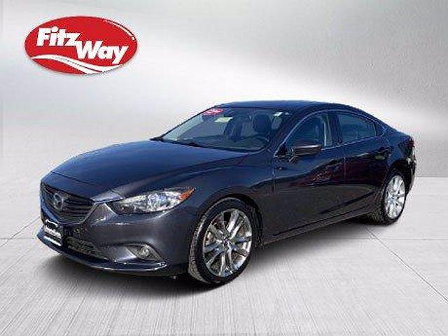 2015 Mazda Mazda6 i Grand Touring for sale in Hagerstown, MD