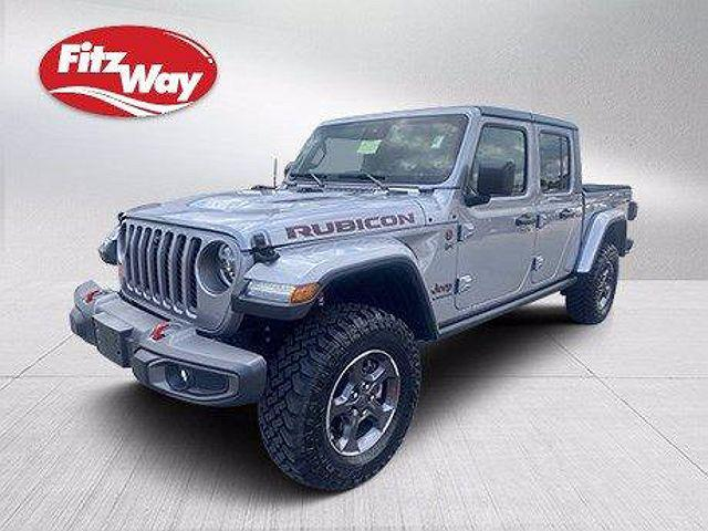 2020 Jeep Gladiator Rubicon for sale in Hagerstown, MD
