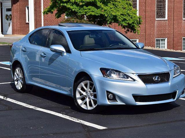 2012 Lexus IS 250 4dr Sport Sdn Auto AWD for sale in Knoxville, TN