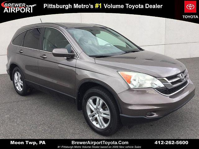 2011 Honda CR-V EX-L for sale in Moon Township, PA