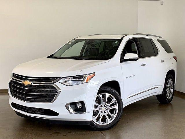 2020 Chevrolet Traverse Premier for sale in Wexford, PA