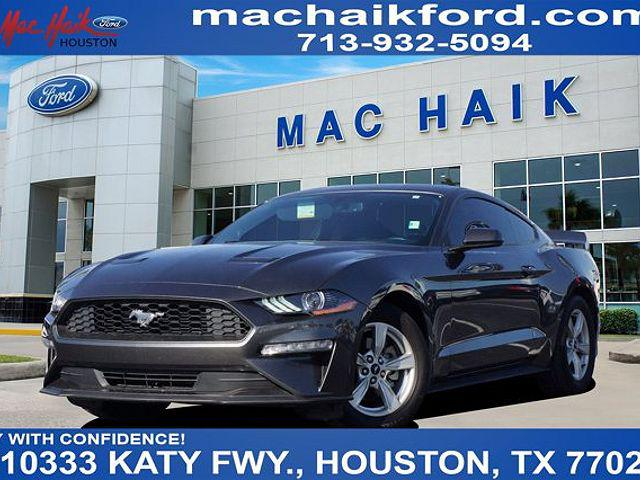 2020 Ford Mustang EcoBoost for sale in Houston, TX