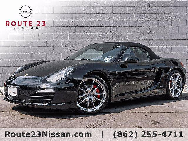 2013 Porsche Boxster S for sale in Butler, NJ