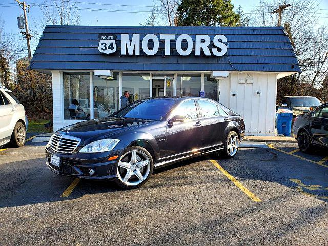 2009 Mercedes-Benz S-Class 6.3L V8 AMG for sale in Downers Grove, IL