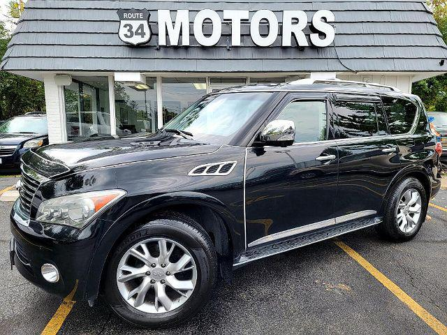 2011 INFINITI QX56 7-passenger for sale in Downers Grove, IL