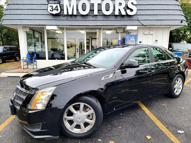 2008 Cadillac CTS RWD w/1SB for sale in Downers Grove, IL
