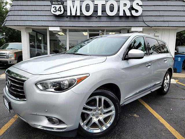 2013 INFINITI JX35 AWD 4dr for sale in Downers Grove, IL