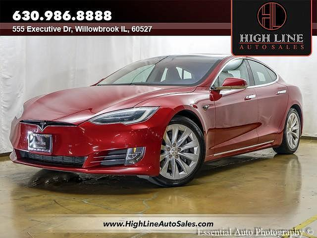 2018 Tesla Model S 75D for sale in Willowbrook, IL
