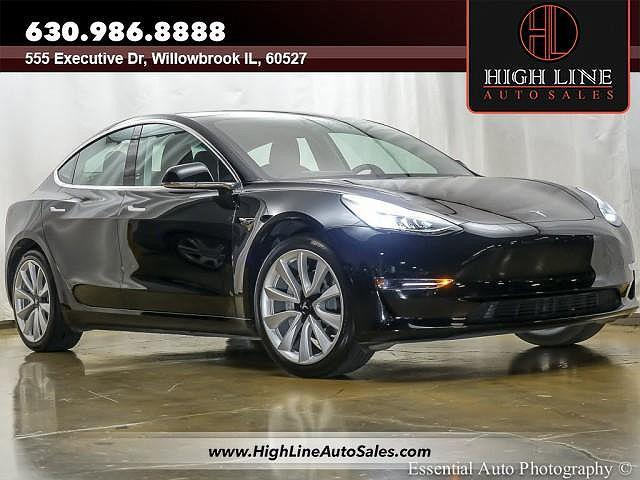 2019 Tesla Model 3 Mid Range for sale in Willowbrook, IL