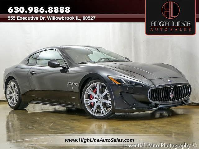 2013 Maserati GranTurismo Sport for sale in Willowbrook, IL