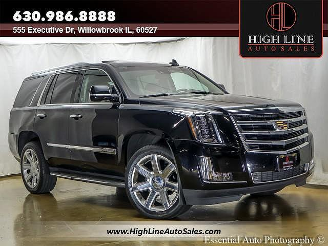 2017 Cadillac Escalade Luxury for sale in Willowbrook, IL